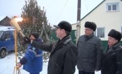 Больше 13 киллометров нового газопровода. В Пласте в 278 домах появился газ