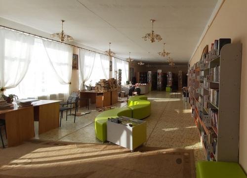 Большая перемена. Борисовскую сельскую библиотеку ждут большие преобразования