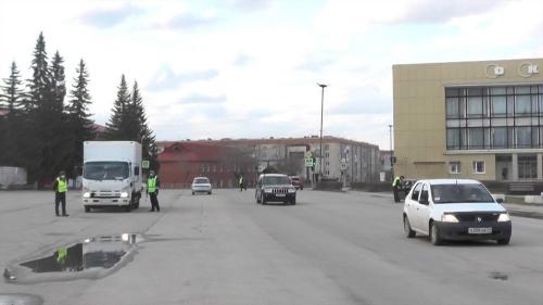 За рулём – под градусом. В Пластовском районе госавтоинспекторы проверяли водителей на алкоголь