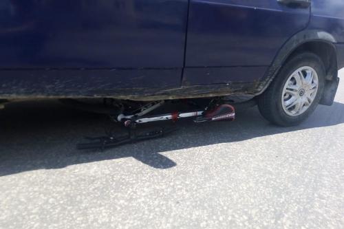 Угодил под колёса. В Пласте в ДТП пострадал 12-летний подросток