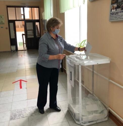 Процесс пошёл. Жителей Пластовского района ждут на избирательных участках