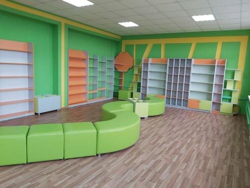 В новом формате. В Пластовском районе продолжается модернизация библиотеки
