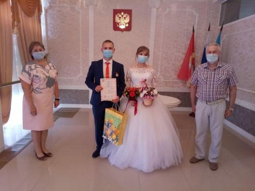 «Ах, эта свадьба…» Бракосочетание в юбилейный год – событие вдвойне знаменательное
