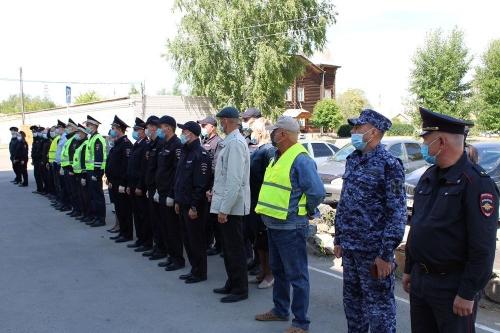 «Если кто-то кое-где у нас порой…» Пластовские правоохранители подвели итоги рейда по району