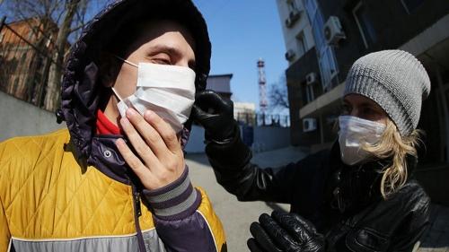 Закрой личико! С 28 октября на территории России вводится всеобщий масочный режим