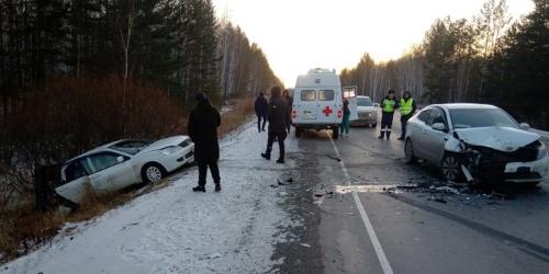 Приехали… В Пластовском районе выясняют обстоятельства дорожной аварии с пострадавшими