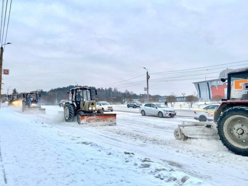 Зелёный свет. В Челябинской области движение на трассах полностью восстановлено