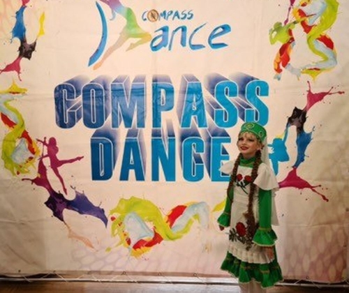 Вива, Виктория! Юная танцовщица из Пласта удачно дебютировала на большой сцене