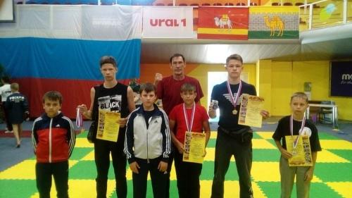 Красивый  финал. Юные кикбоксёры из Пластовского района достойно завершили спортивный сезон